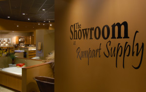 Rampart Showroom