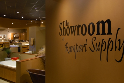 The Showroom at Rampart Supply